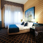 Hotel Ambasciatori - room