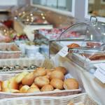 Hotel Ambasciatori - breakfast