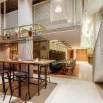Room Mate Giulia Hotel - lounge