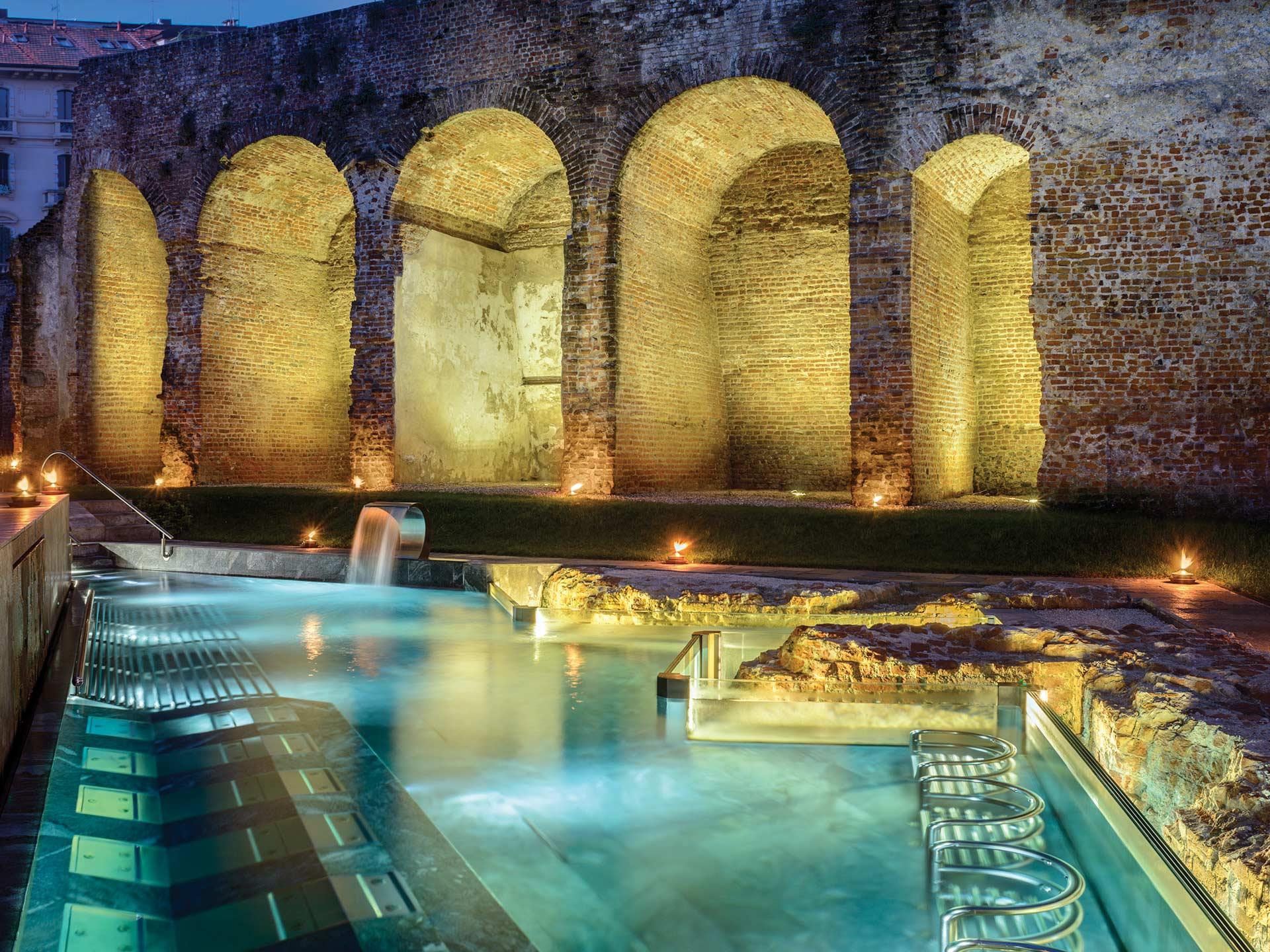 Your spa break in the heart of the city road to milano - Terme porta romana ...