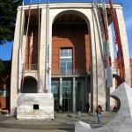 Triennale Design Museum entrance