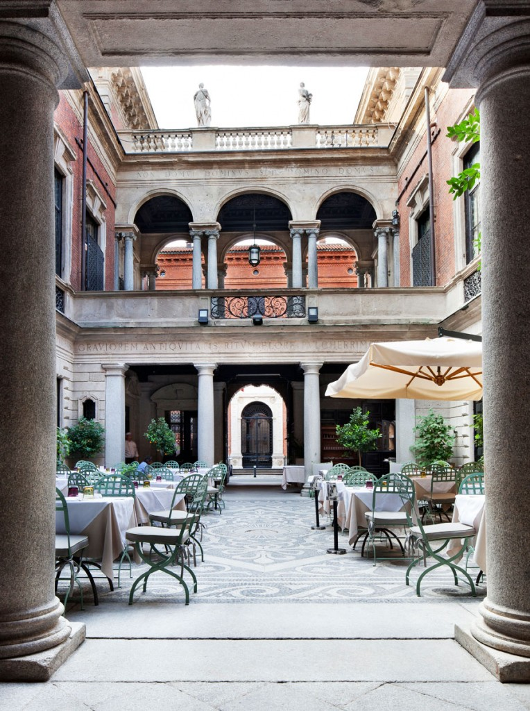 Beauty And Gourmet In Milan S Fashion District Road To