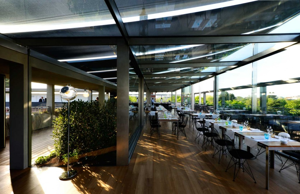 Get some fresh air our top5 restaurant with terrace for Milano rooftop bar